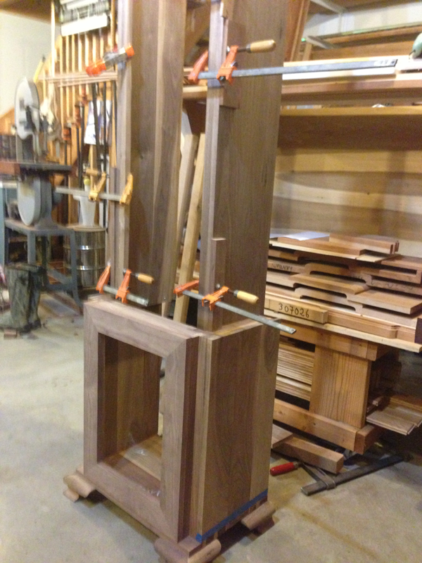 Roger Landry Wood Works The Making Of A Grandfather Clock